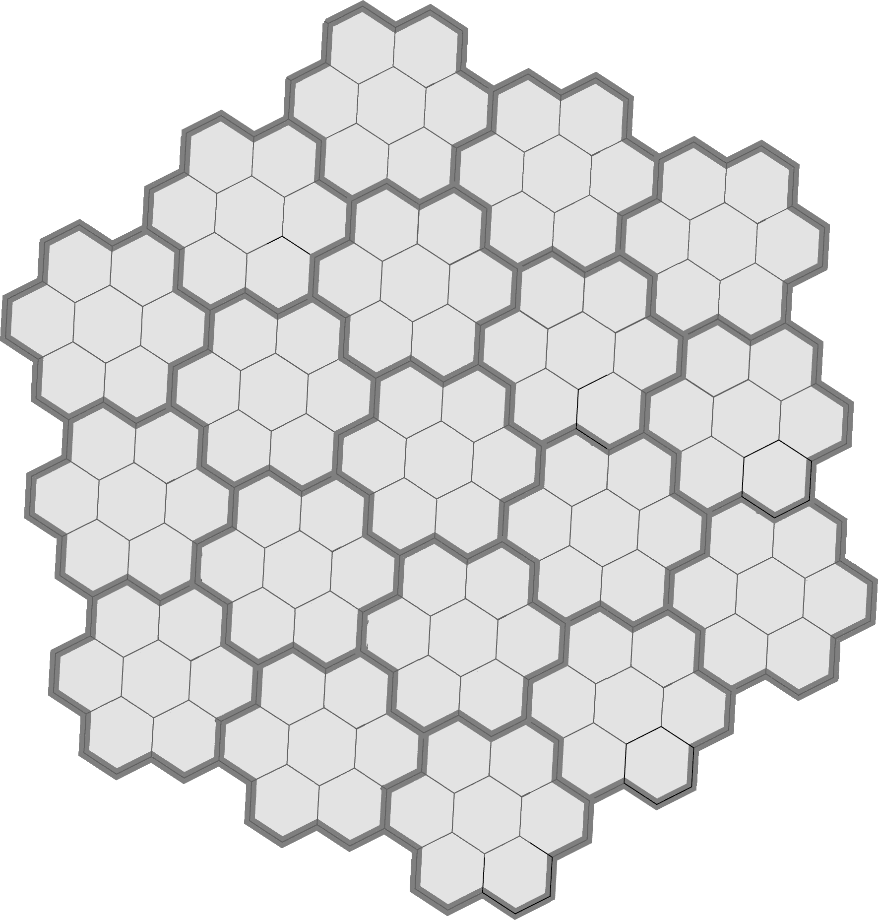 Hexagon Game Board | Games World