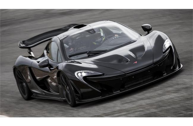 Genial McLaren P15 Set To Be The Fastest Road Going Track Car The British Brand Has