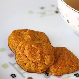 Showfood Chef Pumpkin Pie Cookies 4 Ingredients Simple