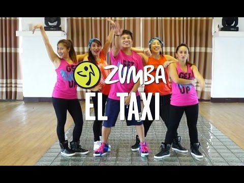 El Taxi | Zumba Fitness | Live Love Party - YouTube