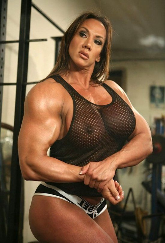 muscular female bodybuilders Busty