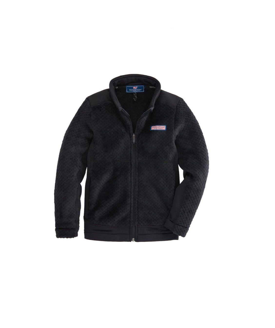 67f1d4505 Boys Performance High Pile Fleece Jacket