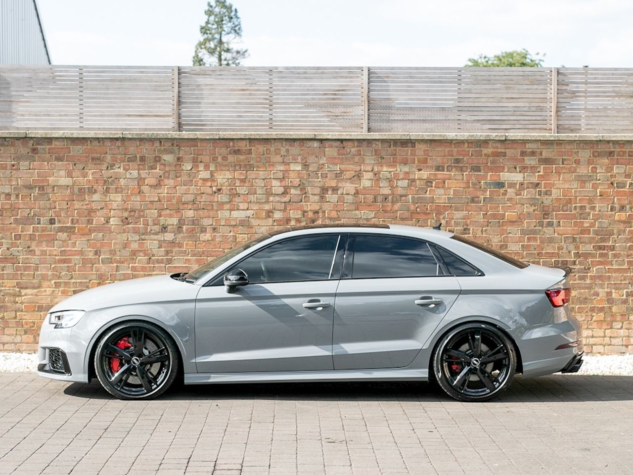 2017 Used Audi A3 Rs 3 Quattro | Nardo Grey in 2020 | Used ...
