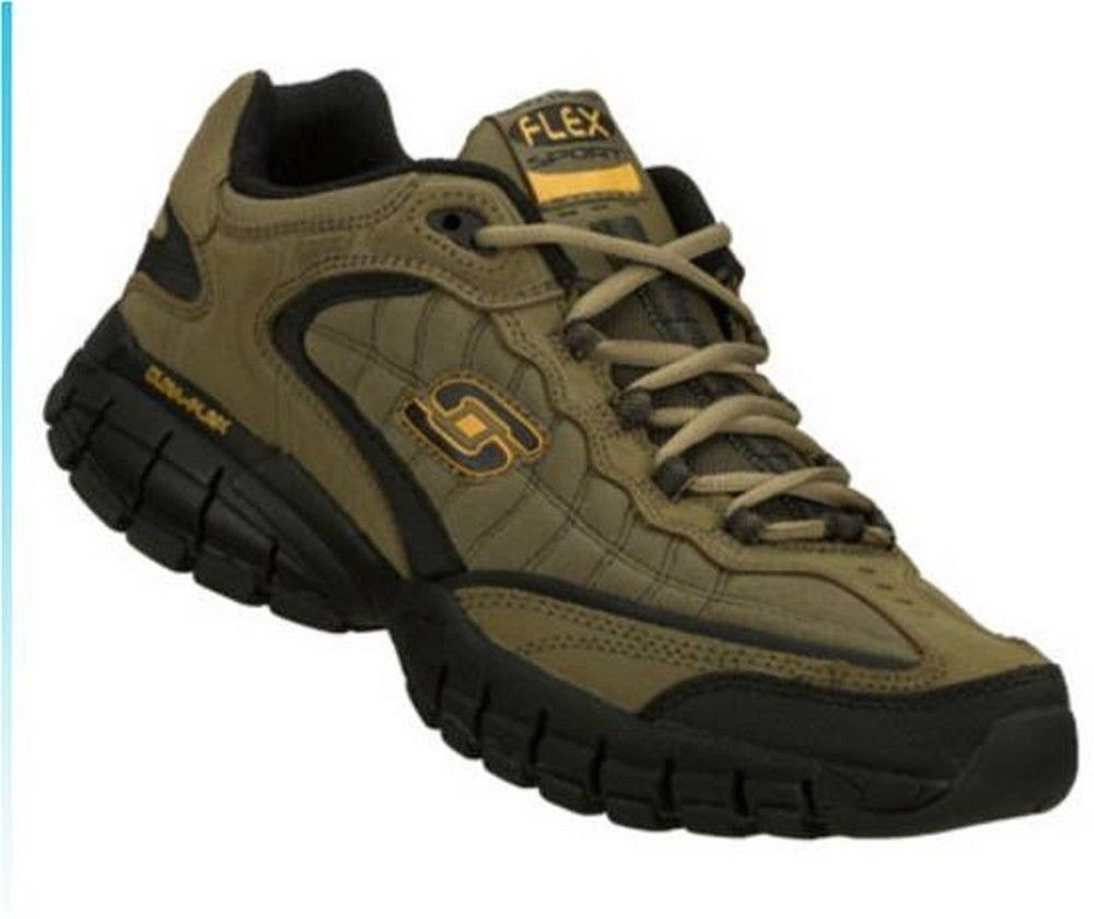 Check Out Skechers Juke Outdoors Athletic Shoes Wide 4e Men S