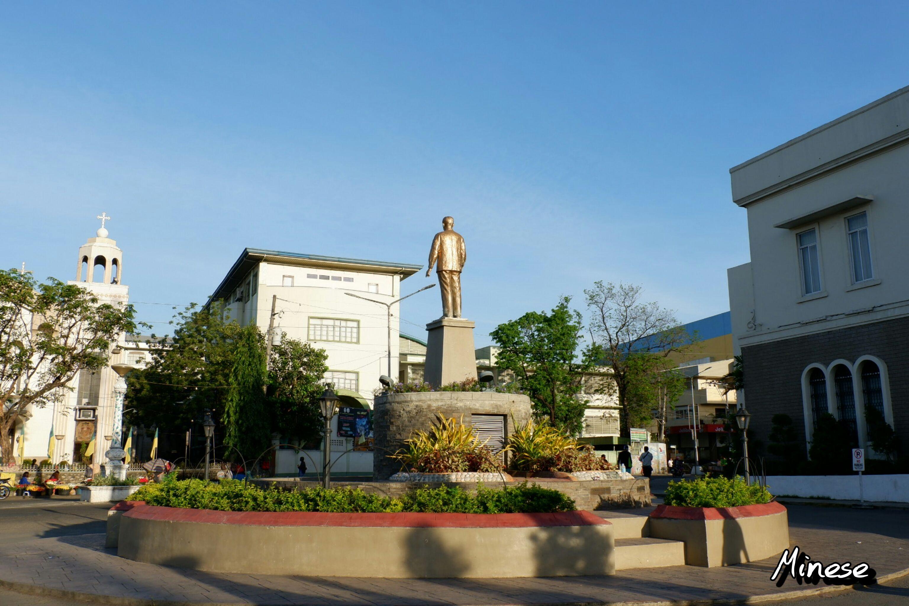 Mandaue City plaza #iammandaue #mandauecity #mandaue