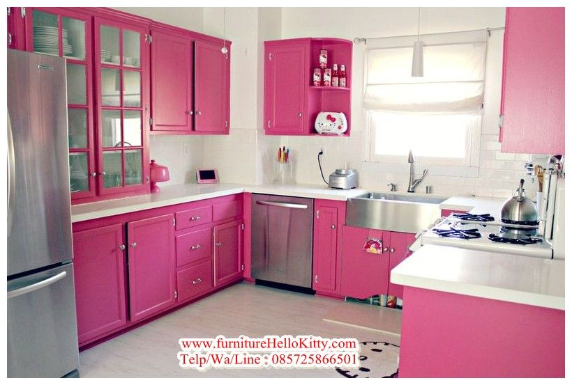 Desain Kitchen Set Hello Kitty Bentuk Kitchen Set Hello Kitty Ahli