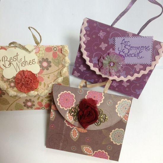 Purse greeting card tutorial very cute card making ideas purse greeting card tutorial very cute m4hsunfo