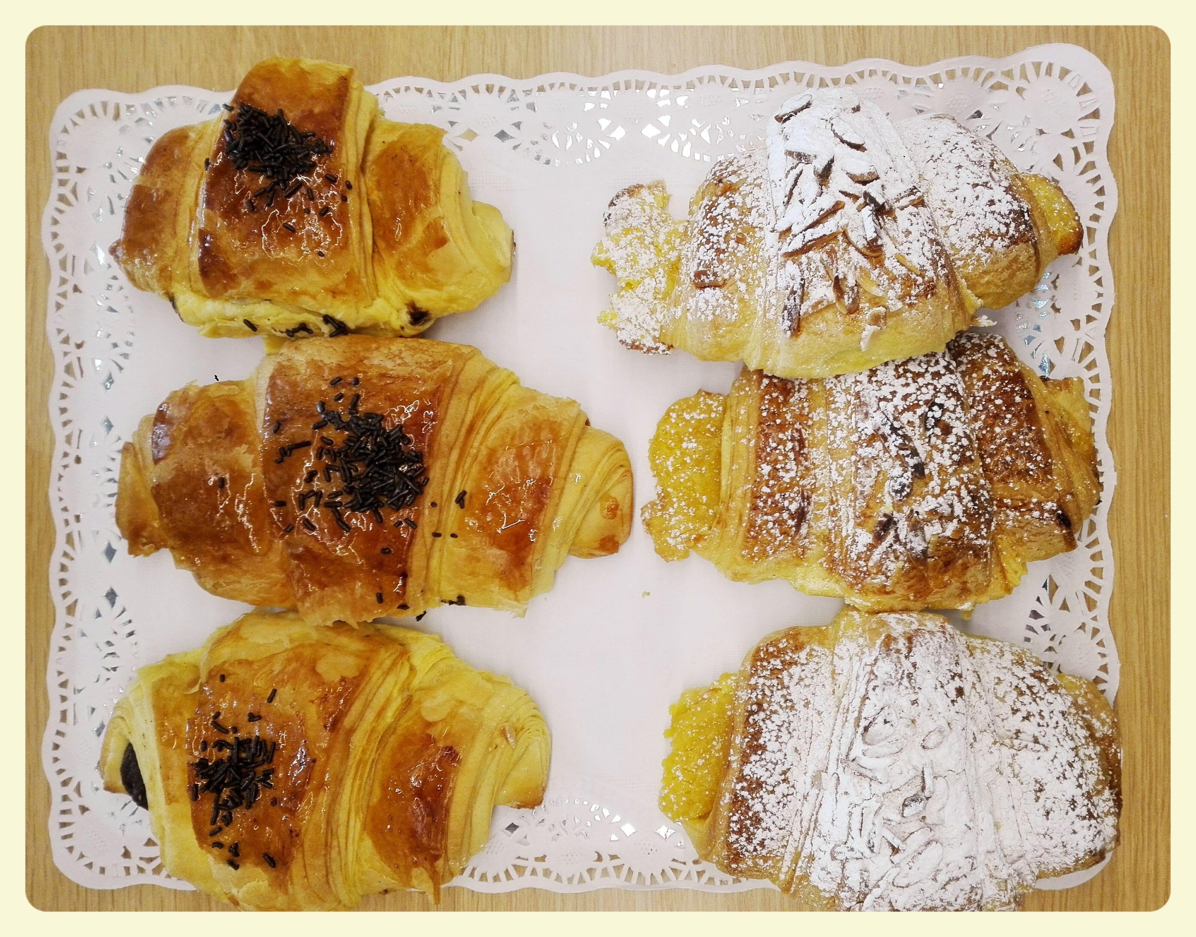Croissants Em República do Pão