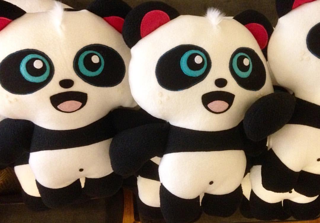 pandi the panda u2014 i need pizzas to power me through this it u0027s