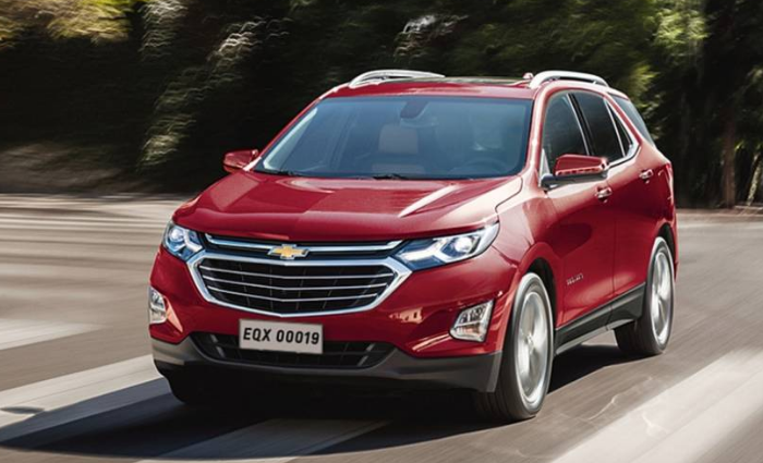 2020 Chevy Equinox Hybrid Review Price Specs Colors