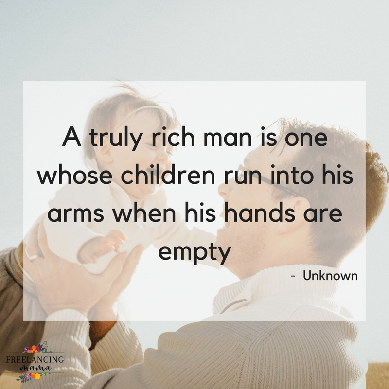 Ten Quotes About Fatherhood That Will Make You Cry