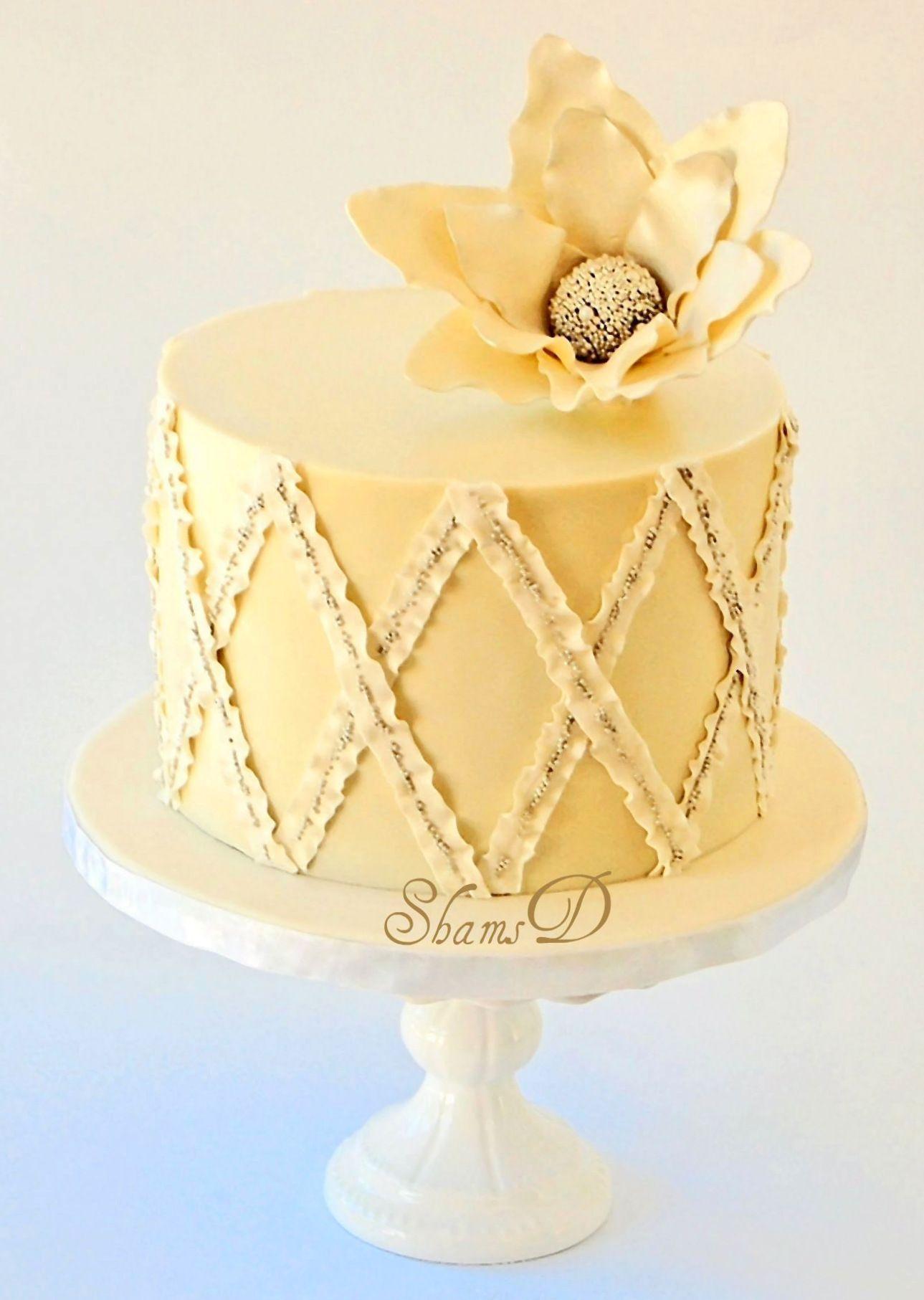 Round Wedding Cakes | Beautiful cakes | Pinterest | Round wedding ...
