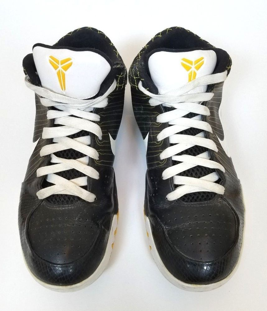 f0752c88f03 Pre-owned 2008 Nike Zoom Kobe IV 4 Men s Basketball Shoe Size 10 ...