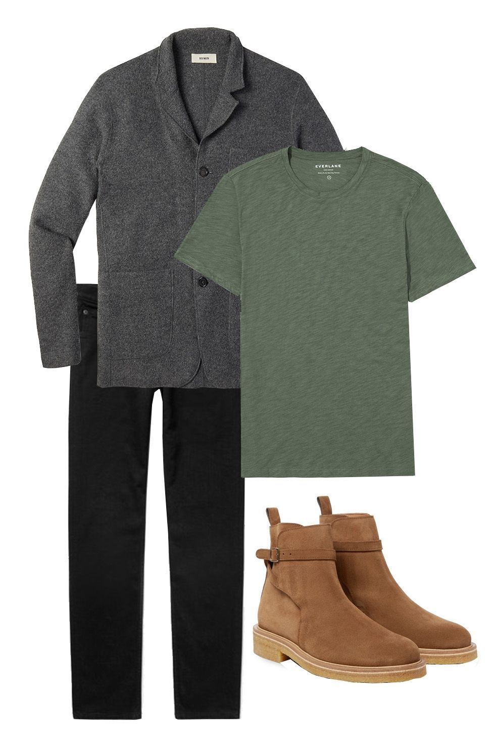new year Fashion Men 5 Ways to Dress for a New Year's