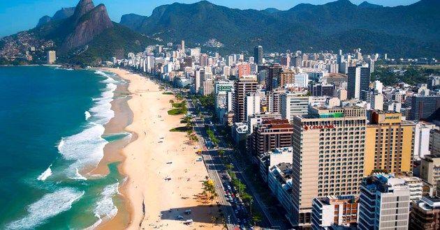 Caesar Park Rio De Janeiro Ipanema In Rio De Janeiro Brazil