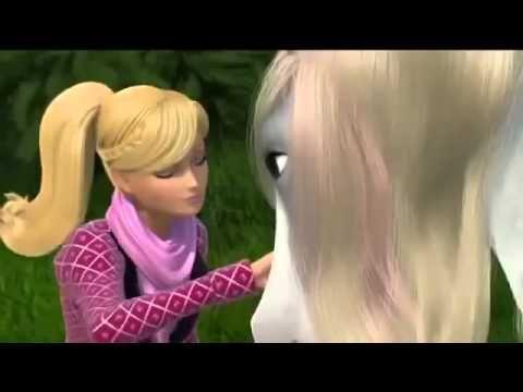 Barbie Und Ihre Schwestern Im Pferdegluck Musikvideo Barbie Deutsch Musikvideos Zeichentrickfilme Pferd