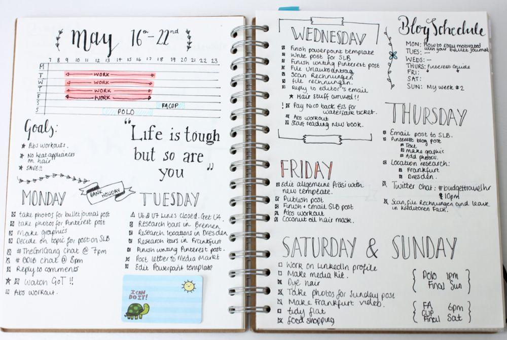 bullet journal daily log layout journaling bullet journal bullet. Black Bedroom Furniture Sets. Home Design Ideas