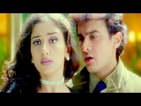 Nasha Yeh Pyar Ka Nasha Hai - Aamir Khan, Manisha Koirala, Mann Movie Song