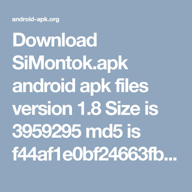 💌 Cara download apk simontok di iphone | Download Cara Download Dan