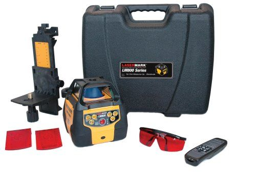Cst Berger 57 Lm800i Automatic Tri Beam Self Leveling Horizontal And Vertical Interior Rotary Laser Level Kit This Level Features A S Laser Levels Durable Tri