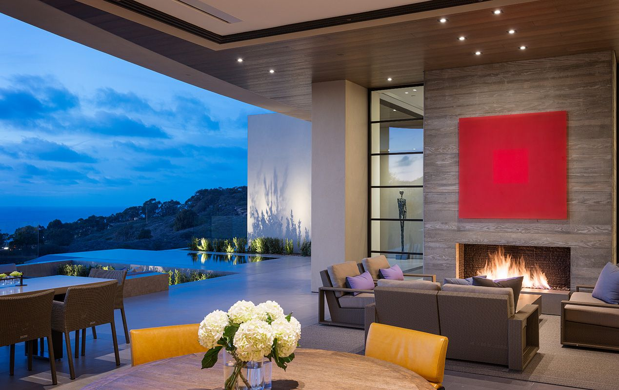 Hill Construction Company La Jolla San Diego Custom Home Brilliant La Jolla Living Room Design Decoration