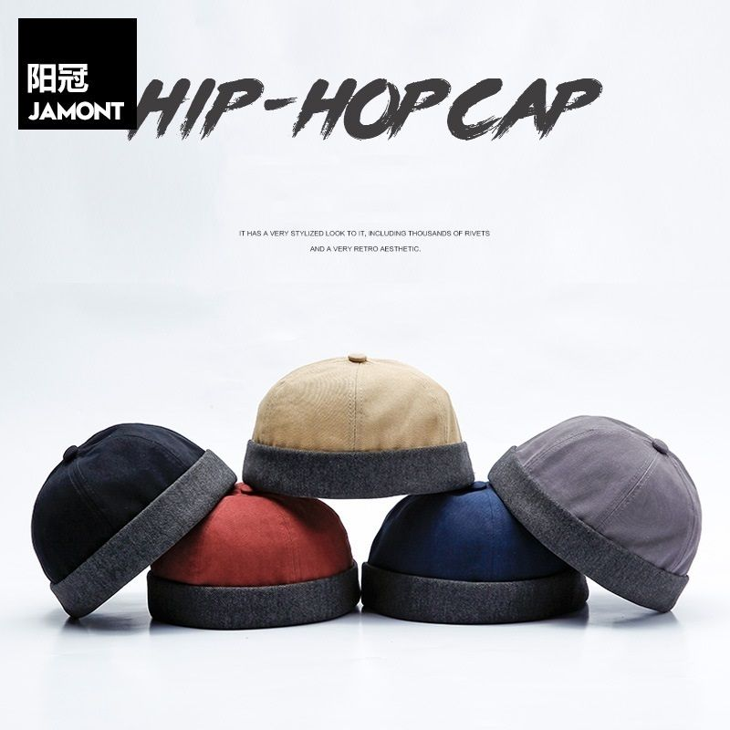 97fc53071 JAMONT New Chinese Landlord Bucket Cap Hats Men Women Street ...