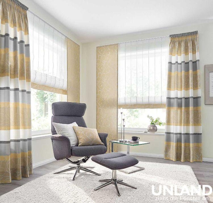 Vorhang, Fensterideen, Gardinen und Sonnenschutz