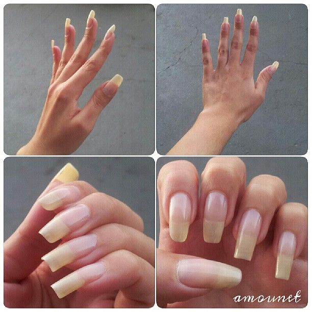 DeviantArt: More Collections Like Long Nails by crissandy | Nails ...