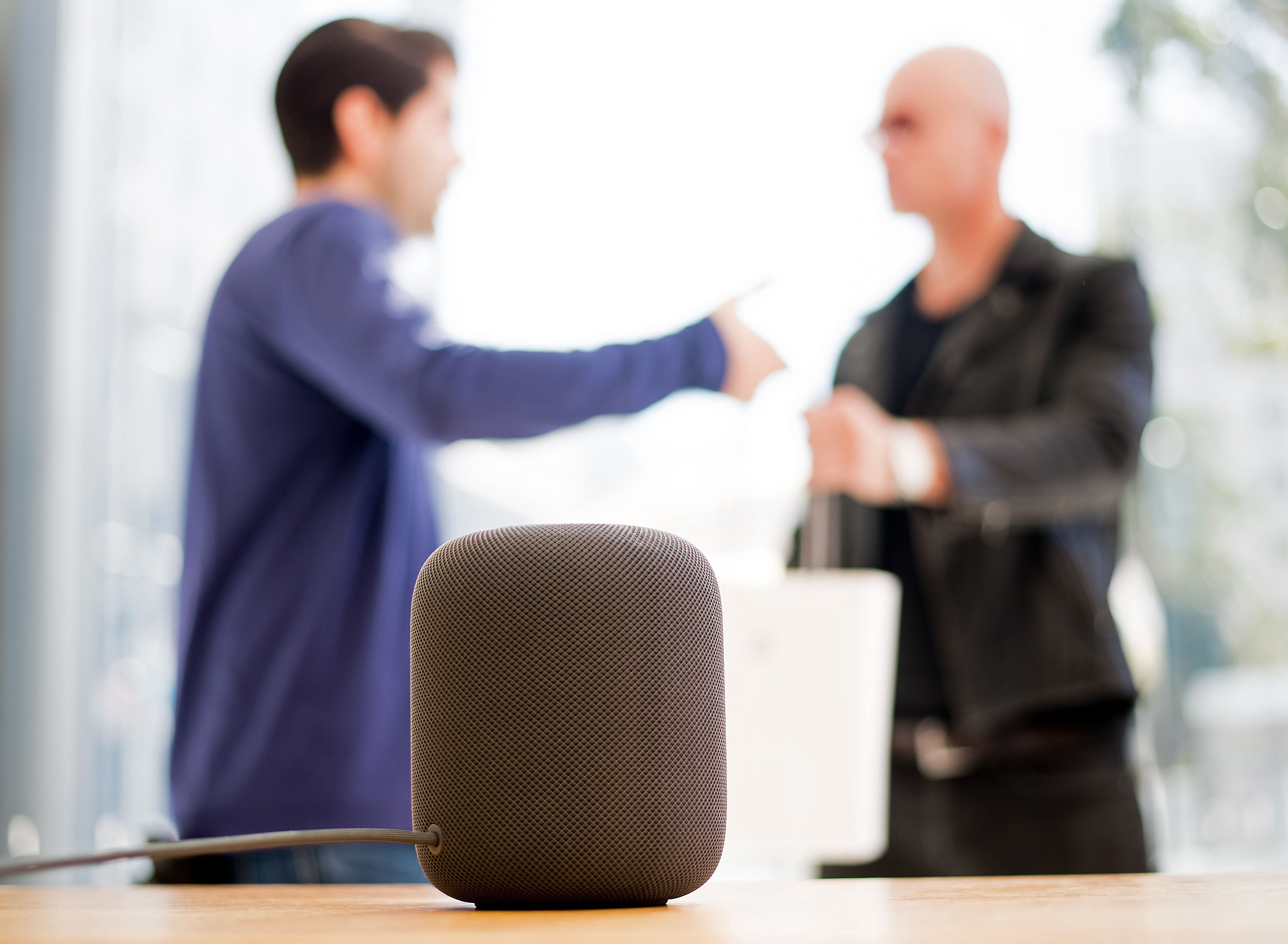 Apple HomePod Dominates HighEnd of Smart Speaker Market
