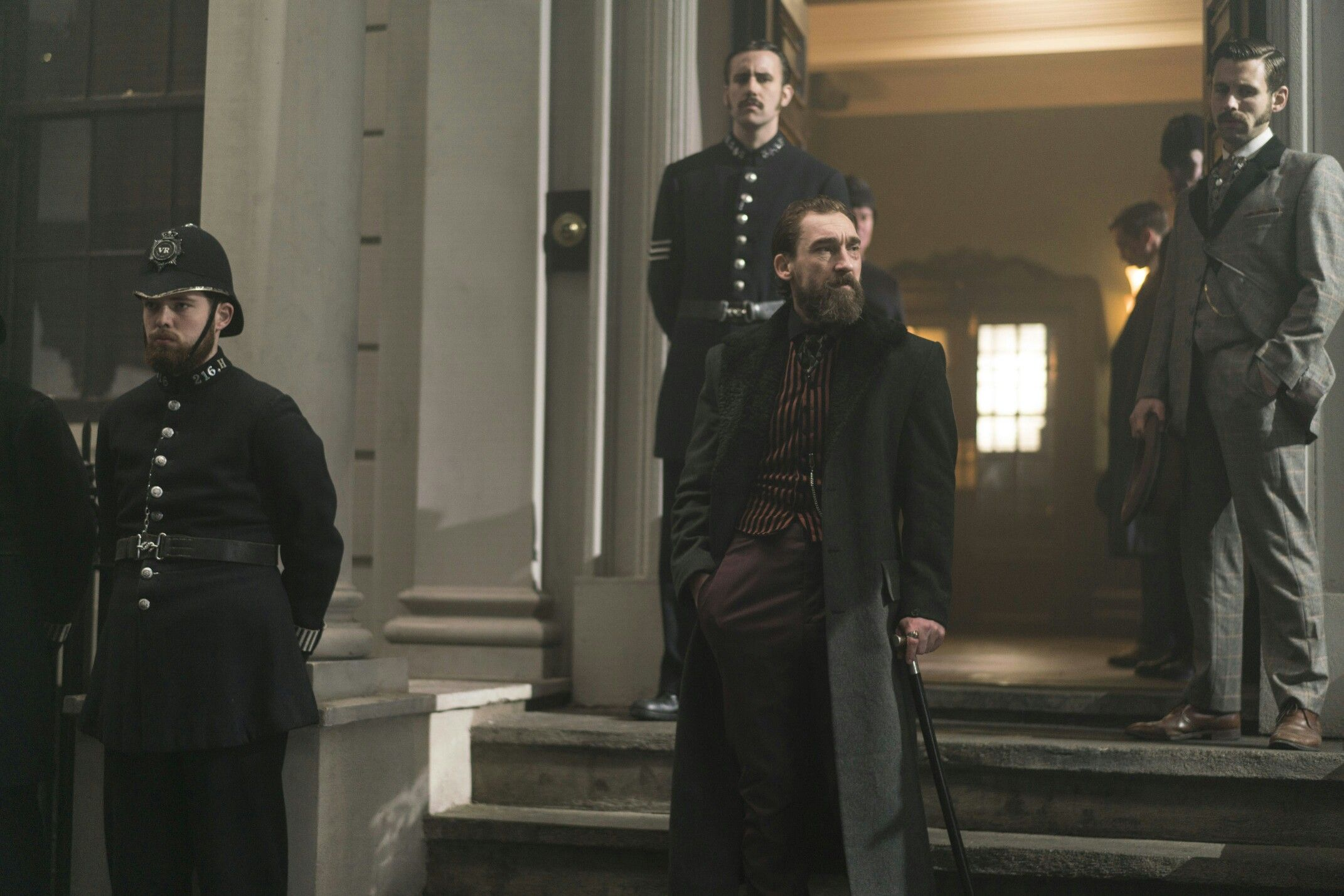 Ripper Street Season 5 Jedediah Shine Josephmawle Matthewlewis