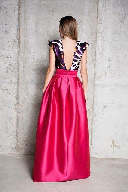Confesiones de una boda  Invitadas con falda larga  7065e1d7e4fb