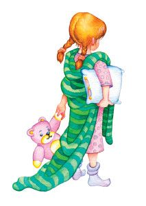 Pajama Program Helps Kids Have Sweet Dreams