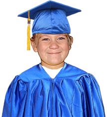 Polyester Preschool Graduation And Kindergarten Graduation Caps