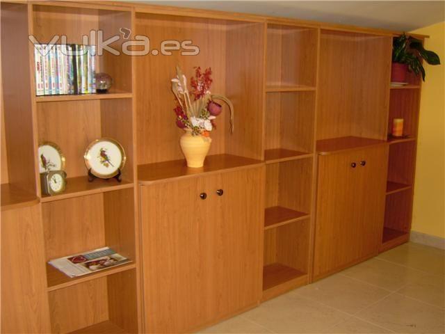 Divisiones de madera para salas oficina profesional - Divisiones en madera ...