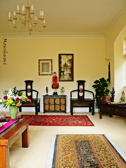Home Tour (A Collector\u0027s Haven) ethnic Indian decor Pinterest
