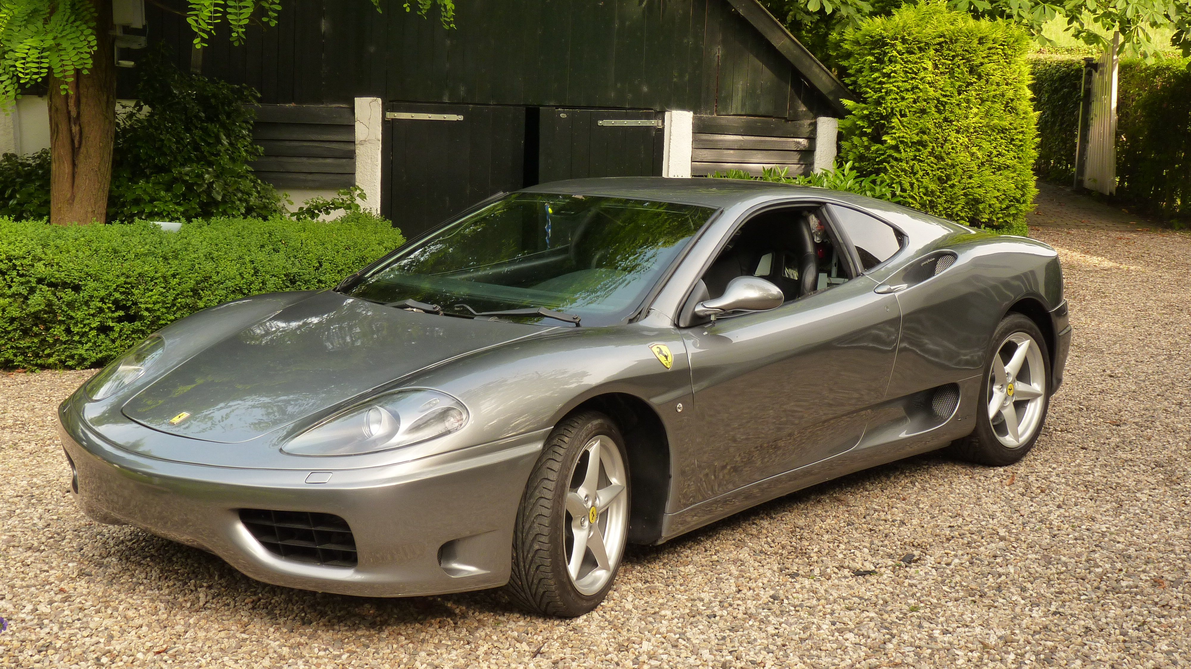 ferrari 360 from peugeot 406 coupe