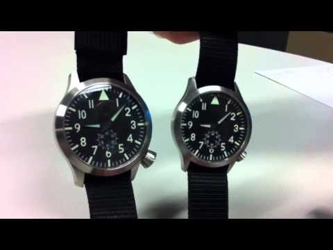 Mid Original Pilot Watch by Maratac ™ – CountyComm
