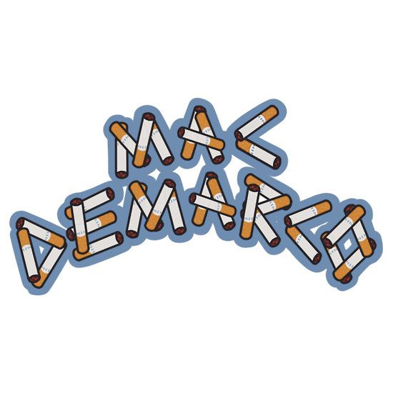 4d166e4b45bbfc Mac Demarco Viceroy Logo T-Shirt pls buy i made this | stuff by me ...