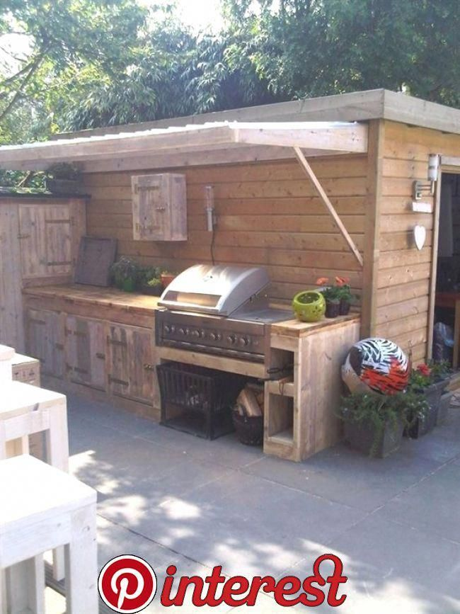 27 Most Favourite Outdoor Kitchen Ideas That Will Impress Your Friends Check Out Best Outdoor Rustic Outdoor Kitchens Backyard Grilling Outdoor Kitchen Bars