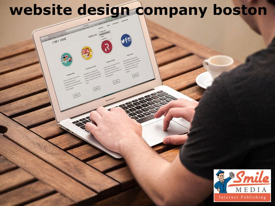 Are You Searching For The Website Design Company In Boston Visit Https Www Smilemultimedia Com Web Design Company Web Development Company Website Design