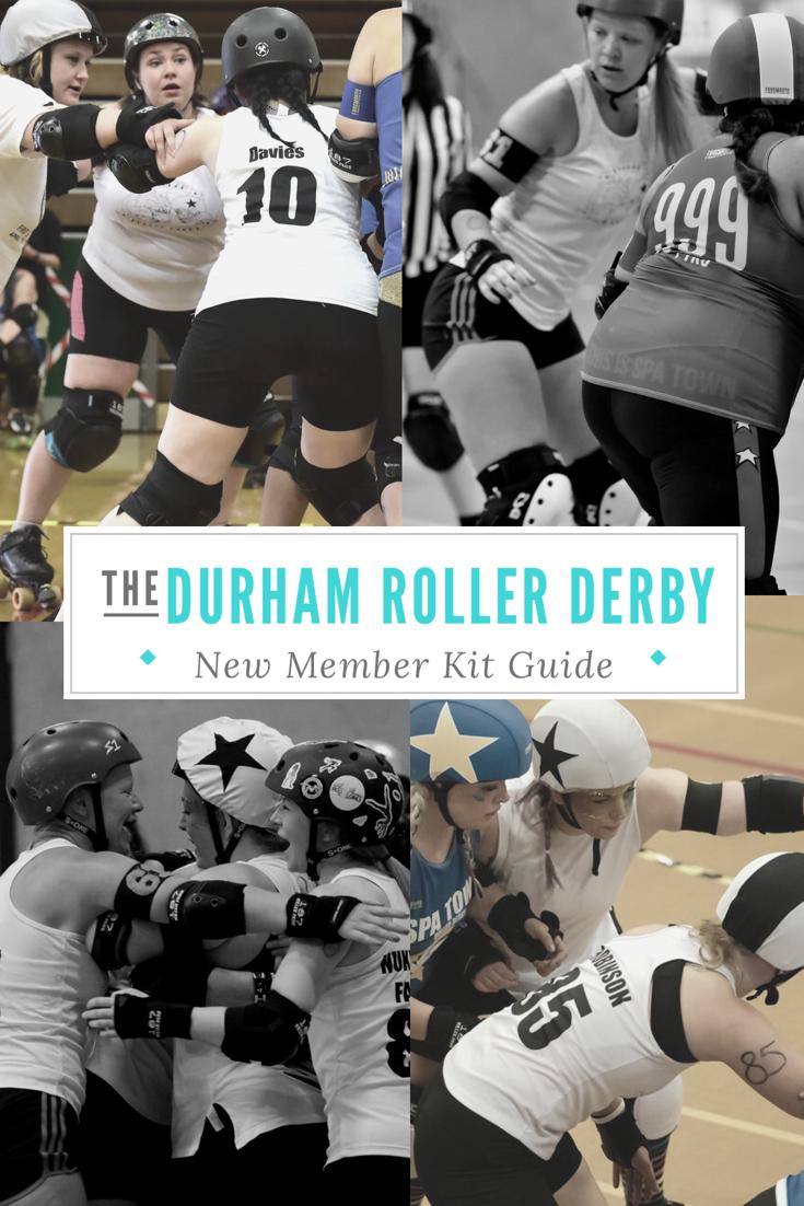 Kit Guide Derby girl, Derby