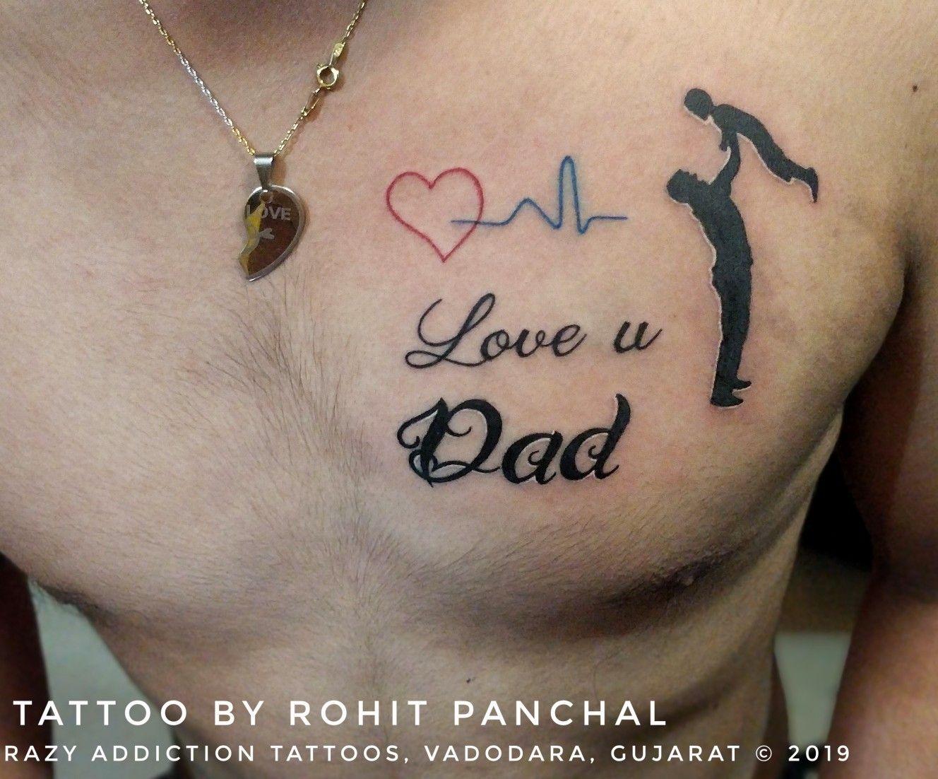 Pin On Mom Dad Tattoos Designs