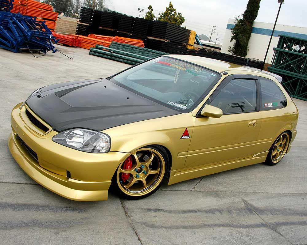 Honda Civic Eg Ek Get An Affordable Street Legal Performance Intake From Spectre Honda Civic Honda Honda Civic Hatchback