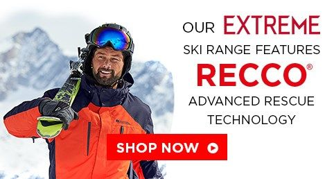 Extreme Range - wIth RECCO® rescue system