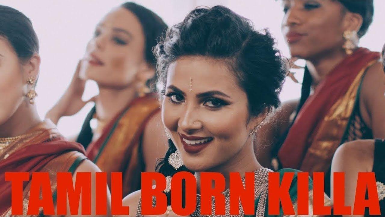 Vidya Vox Tamil Born Killa Official Video Youtube Vidya Vox Vox Music Is Life