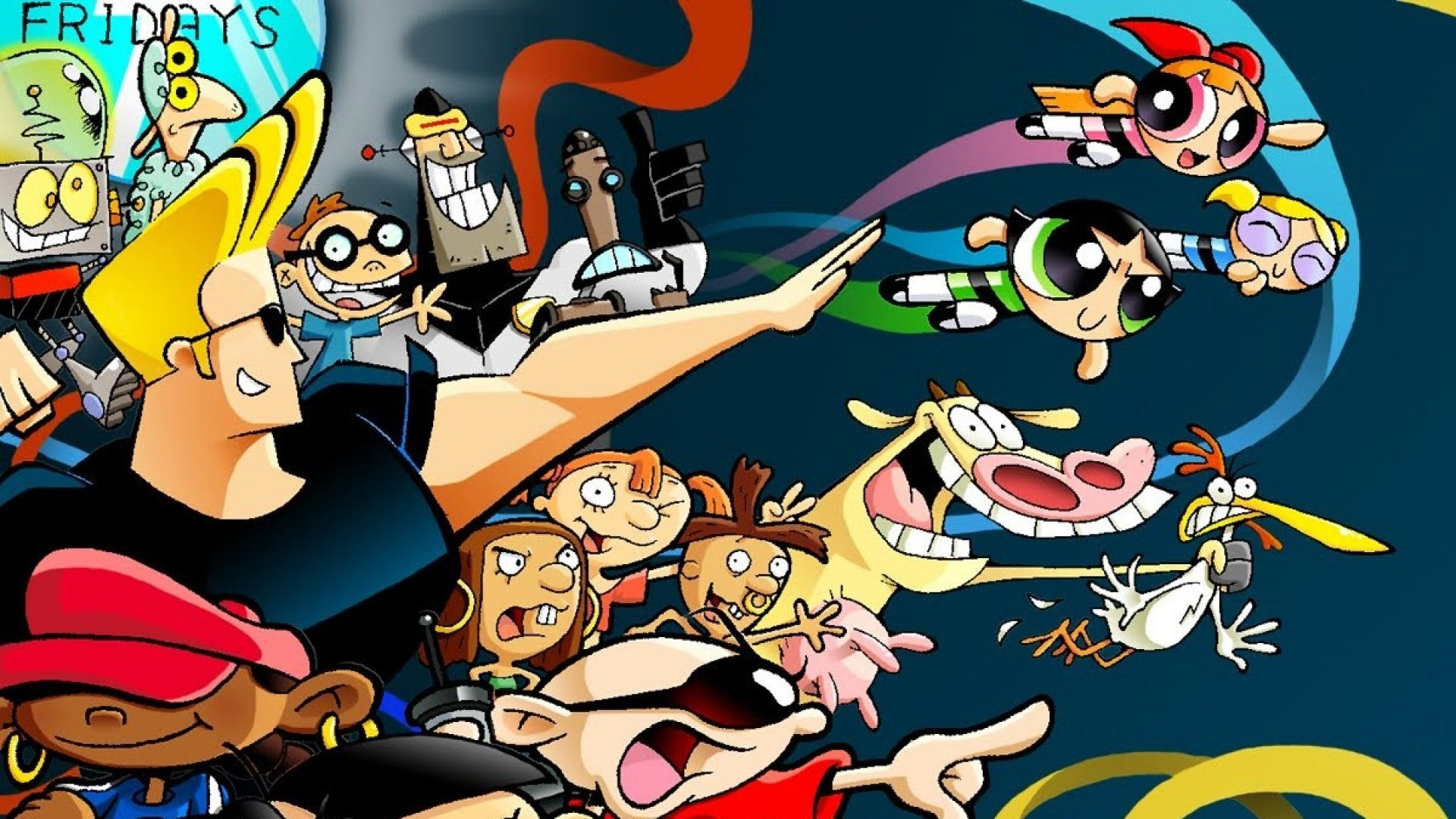 Cartoon Network Wallpapers Hd Cartoon Network Characters Old