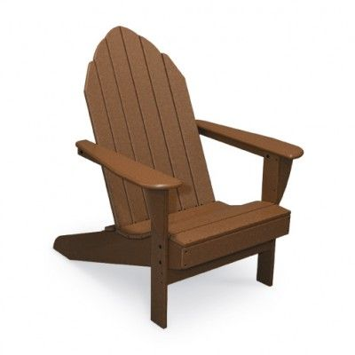 Deluxe Adirondack King Chair   Oversized Extra Wide Arms Body Contoured Seat  Curved Back A Grand