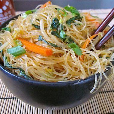 Singapore Noodles Recipe Recipes Singapore Noodles Food