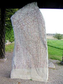 norrønt eller gammelnorsk språk fra den norrøne perioden ca. 800 e.kr. til 1350 e.kr. Norrønt språk ble skrevet og snakket i Norge, Sverige og Danmark og deretter på Island, Færøyene og Grønland. Før det latinske alfabetet kom rundt år 1000 ble svært lite nedskrevet. Det eksisterte et runealfabetet (fuþark), men det var bare egnet til kortere tekster. Før år 1000 ble det meste overført muntlig, og disse fortellingene ble senere skrevet ned