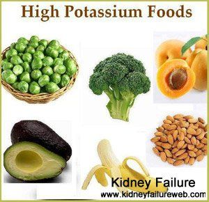 how much potassium allowed for renal diet